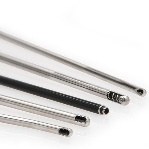 介入的気管支鏡用シェーバー刃
