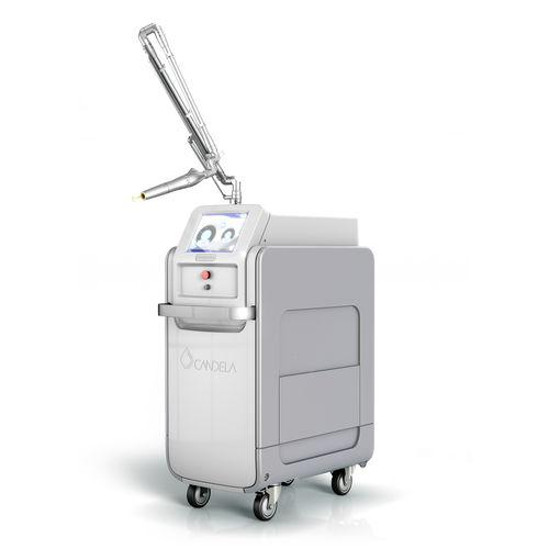 色素性病変用レーザー