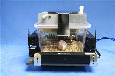動物研究用身体活動モニター / マウス用 / 保持器付き