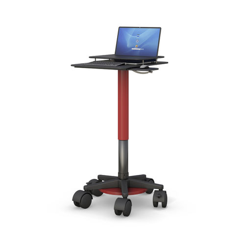 ラップトップ用コンピュータ用台車