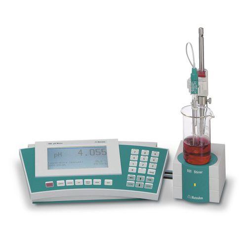 実験用pHメーター