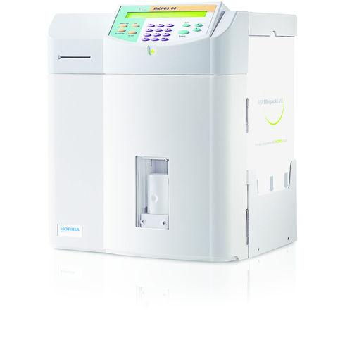 3個体血液分析装置