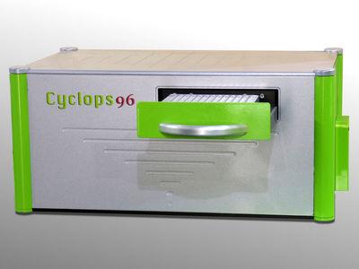 免疫血液学マイクロプレートリーダー