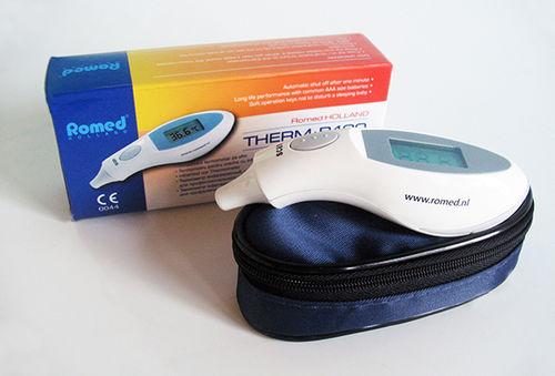 医療体温計 / 電動 / 赤外線 / 鼓膜用