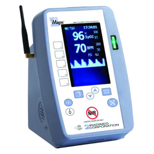 脈拍酸素濃度計用制御ユニット
