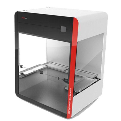 PCR用研究室ワークステーション