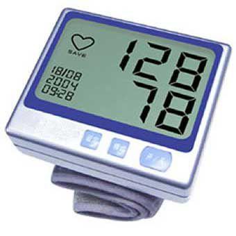 自動電子血圧計 / 手首用