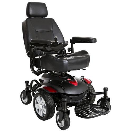 電気車椅子 / 野外 / 屋内 / 高さ調節可能