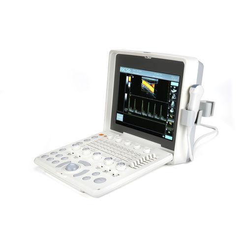 携帯型超音波装置 / 多目的超音波画像診断用 / 白黒 / カラードップラー