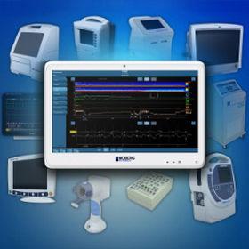 分析ソフト / モニター用 / コンディショニング / 病院