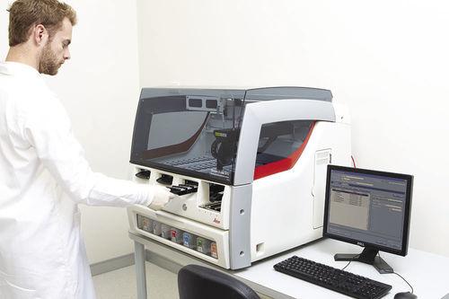 自動自動標本調製装置 / 組織学用 / 研究用 / カラーリング