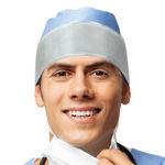 放射線防御用丸形手術帽