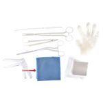IUDの挿入・取り外し用器具キット