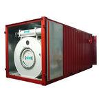 減圧高気圧酸素治療室 / コンテナ / 複数人