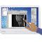 Intel® Core i5医療用PCパネル / 抗菌性 / ファンレス