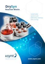 DrySyn Heating & Cooling Blocks Brochure