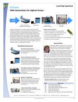 CMA Automation for Agilent Arrays