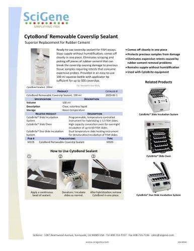 CytoBond®Removable Coverslip Sealant