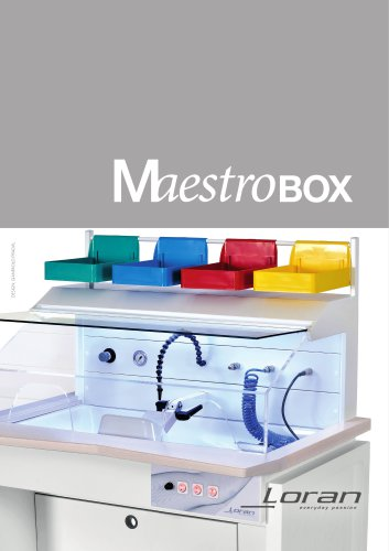 Catalogue Maestrobox
