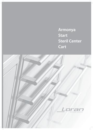 Start Steril Center Cart
