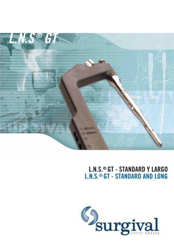 LNS GT SURGICAL TECHNIQUE