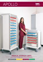 Apollo line - Storage & transportation carts