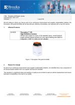 Discontinuation of Perception™ HD (20-4008)
