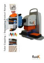 Tube Capping / Decapping Product Range - 1