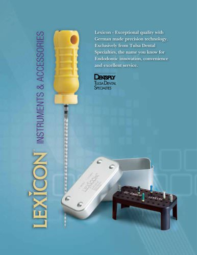 Lexicon Instruments & Accessories