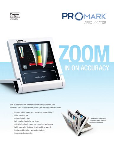 ProMark Apex Locator Fact Sheet