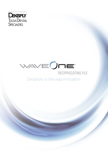 WaveOne® Reciprocating Files