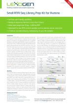 Small RNA-Seq Library Prep Kit for Illumina