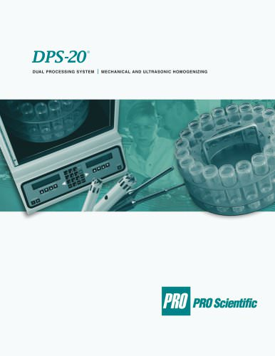 DPS Product Literature