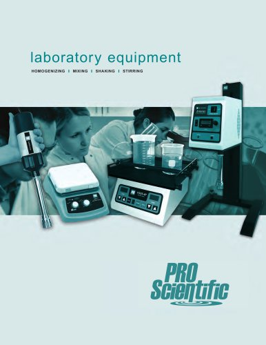Laboratory Equipment Catalog