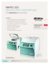 Mikro 200/200R - 1