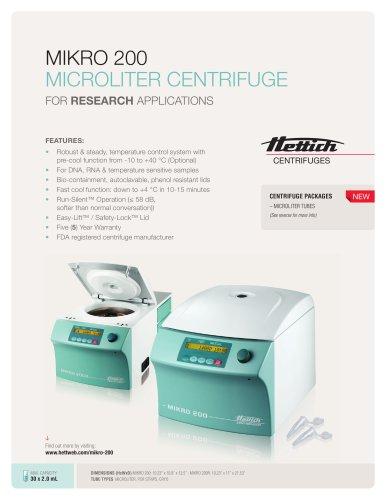Mikro 200/200R
