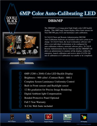 6MP Color LED - DBI6MP