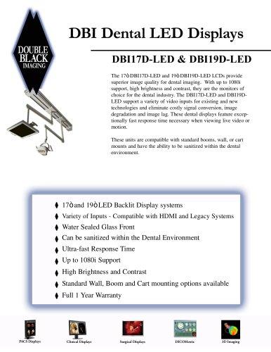 DBI Dental LED Displays