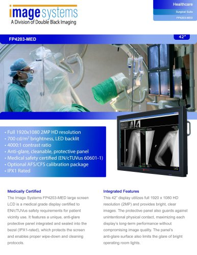 IMAGE SYSTEMS FP4203