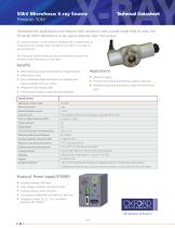 50kV Microfocus X-ray Source - 1