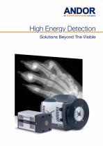 High Energy Detection - 1
