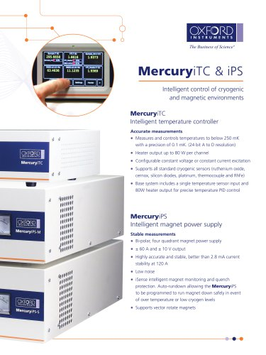MercuryiTC & iPS