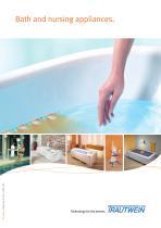 Bath und nursing appliances