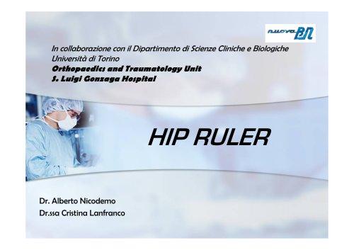 HIP RULER