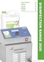 DISINFECTION CATALOG - IBL SPECIFIK 2020