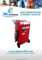 Industrial Steam Cleaner - STEAMBIO 10000SP