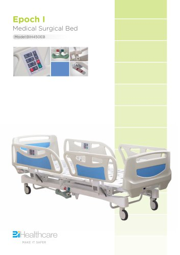 Brochure_Epoch I MedSurg Bed(BIH450EA)_BiHealthcare