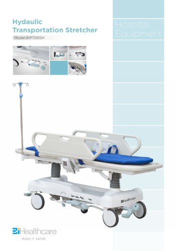Brochure_Hydaulic transportation stretcher(BIPT005H)_BiHealthcare
