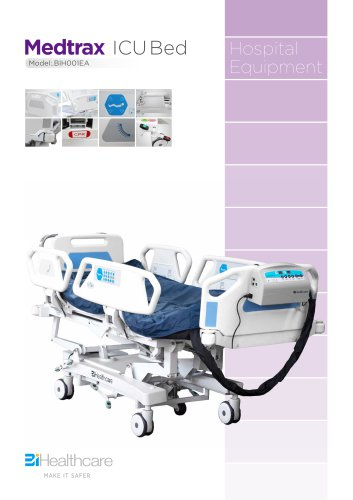 Brochure_MedtraX ICU Bed(BIH001EA)_BiHealthcare