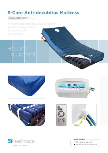 Brochure_S-care air mattress(BIHM001A)_BiHealthcare